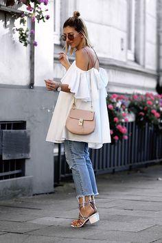 As 959 melhores imagens em Street Style   Trends   Womens fashion ... 6561fc3b8c