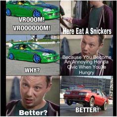Because Mustang!