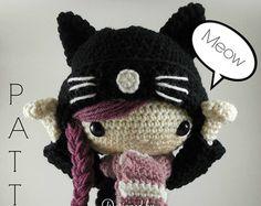 Amigurumi Chibi Doll Pattern Free : Pro kakashi crochet doll free pattern youtube