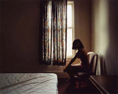 Moody, atmospheric image from Todd Hido