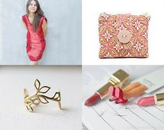 Girly Pinks by Irit on Etsy--Pinned with TreasuryPin.com