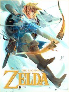 Rossdraws dessine Link (Legend Of Zelda) !