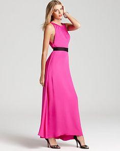 Jill Stuart Dress Gown