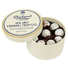 Buy Charbonnel et Walker Seasalt Caramel Milk Truffles, 245g Online at johnlewis.com