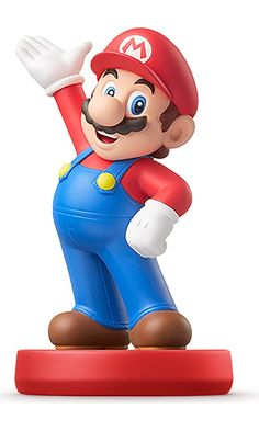 Mario amiibo - Japan Import (Super Mario Bros Series) Best Price