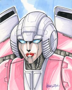 arcee01 by markerguru on DeviantArt
