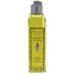 L'Occitane Citrus Verbena Fresh Shampoo * Click image for more details. (This is an affiliate link) #Shampoo