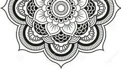Mandala Drawing, Mandala Art, Drawing S, Doodle Patterns, Zentangle Patterns, Window Stickers, Car Stickers, Zen Design, Silhouette Projects