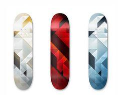 Mike Designer Gráfico: 40 criativas ilustrações de skate que você vai deseja-los para você
