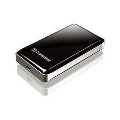 """Disco Duro Externo SSD con Wifi 64GB Transcend TS64GSJC10K 1.8""""; Reducidas dimensiones y almacenamiento basado en SSD, el Disco Duro Transced  permite la reproducción de contenidos de 5 dispositivos a la vez. Soporta 6 horas de reproducción y 8 en espera.   Con la aplicación StoreJet Cloud difunde via Wifi los distintos contenidos a tu Tablet, Smartphone… En  http://www.opirata.com/disco-duro-externo-wifi-64gb-transcend-ts64gsjc10k-p-14722.html"""