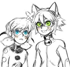 Image result for miraculous adrien happy