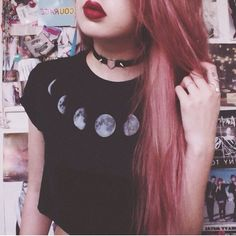 Aliexpress.com : Buy 2015 Limited edition summer style punk vintage harajuku sexy kill star unif same paragraph moon print crop women top cropped from Reliable crop top bra suppliers on YOUR FOCUS | Alibaba Group