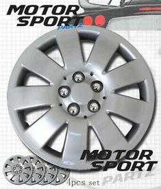 Ad Ebay Hubcap 14 Inch Rim Wheel Skin Cover 4pcs Set 14 Inches Hub Caps Style 721 Hub Caps 14 Inch Rims 16 Inch Wheels