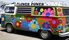 I am a hippy girl at heart - you just can't tell.... :-)))