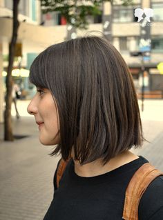 perfect shoulder-length hair. | followpics.co