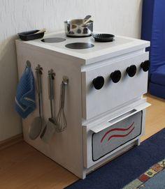 Kinderküche DIY