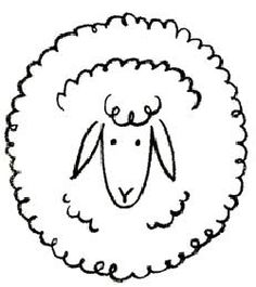 How to Draw a Sheep : Drawing Lessons