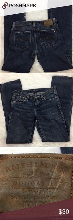 Ralph Lauren Dungarees Ralph Lauren Dungarees High Quality Jeans Ralph Lauren Jeans Straight Leg