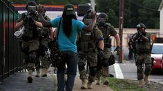 Social media has given black people in Ferguson what the police cannot - Quartz
