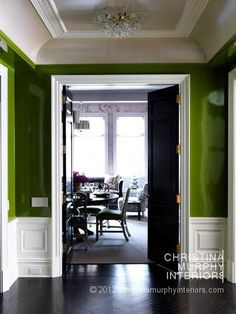 Wall color Portfolio > Carnegie Hill PreWar | Christina Murphy Interiors