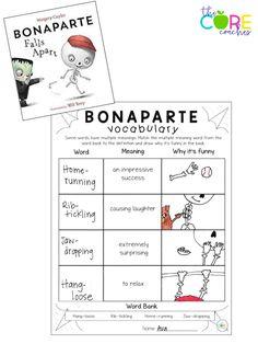 Vocabulary lesson fo