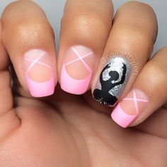 nailartbyjen BALLERINA nail art, nails #nail #nails #nailart