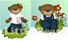 Little Bears: click to enlarge