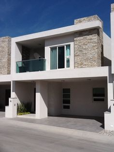 Most Popular Modern Dream House Exterior Design Ideas 1 - kindledecor House Front Design, Box Houses, Dream House Exterior, House Elevation, Modern Farmhouse Exterior, Facade House, Simple House, Exterior Design, Modern Architecture