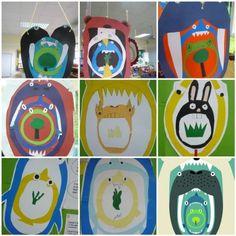 Art in the Habitats unit - Asia Region Art Educators