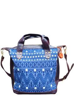 Indigo Carry-All Bag