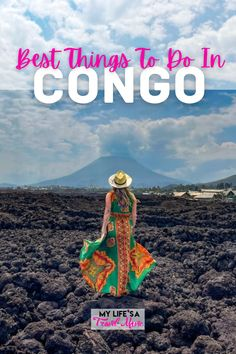 If you're considering traveling to the D.R. Congo and need some amazing things to add to your travel itinerary, look no further than my list of best things to do in Congo! From gorilla trekking to the best hotel advice, I cover so many interesting Congo travel ideas in this post. #travelitinerary #travelideas #travelinspo #travelinspiration #africatravel #solotravel Travel Ideas, Travel Inspiration, Travel Tips, Best Solo Travel Destinations, Photography Tips, Travel Photography, 7 Natural Wonders, Gorilla Trekking, Travel Movies