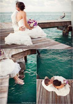 Key West Wedding on Sunset Key Photography by Eve Greendale Photography www.evegreendale.com
