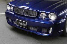 The Japan-based tuners Wald International are at the chopping block again, this time with an older Jaguar XJ kit. Jaguar Type, Jaguar Xj, Jaguar Cars, Ukraine, Jaguar Models, Lexus Lx570, Car Finder, Jaguar Daimler, Xjr