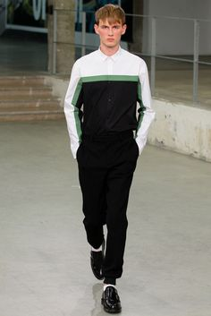 Carven Spring 2015 Menswear - Collection - Gallery - Style.com