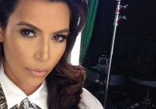 VIDEO: Kim Kardashian Demands Privacy But Selfies Are Okay: She's Got A Baby To Cash In On Soon