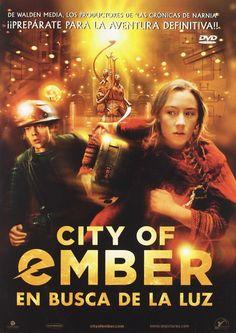 City of Ember [Vídeo] : en busca de la luz / director Gil Kenan. Ficha artístico-técnica: http://www.filmaffinity.com/es/film876990.html Signatura: Cine (ARQ) 251   Na biblioteca: http://kmelot.biblioteca.udc.es/record=b1504133~S1*gag