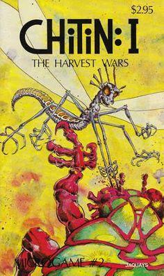 Chitin: I - The Harvest Wars