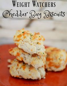Cheddar Bay Biscuits are a favorite you can now have on Weight Watchers!  Check…
