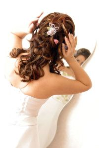 Wedding HairStyles and Wedding Hair Accesories