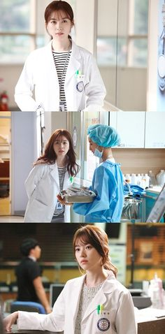 'W' unveils first still images of Han Hyo-joo's as cardiothoracic surgery resident doctor, Oh Yeon-joo