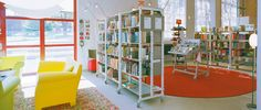 Lustrum library design.