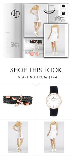 """""""Francoflorenzi"""" by malina-husgovic ❤ liked on Polyvore featuring BCBGMAXAZRIA, Charlotte Russe and Vintage America"""
