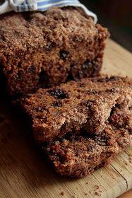 Indigo Scones: Cinnamon Crumble Chocolate Chip Banana Bread