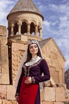A beautiful smile from Armenia: The land of the traditions since more thousand years.
