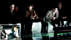 (gif) SHINee's reactions to EXO's twilight parody !  I laughed just as hard xD