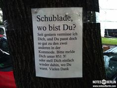 Fregestraße | #Friedenau // Mehr #NOTES findet ihr auf www.notesofberlin.com