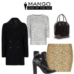 Look of the day by MANGO