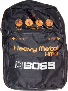 Boss Pedal Backpack