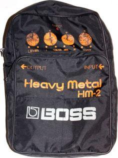 Boss Pedal Backpack