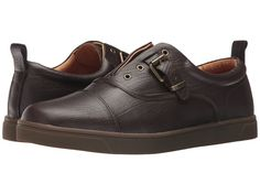 Michael Bastian Gray Label Ossie Buckle Sneaker Men's Shoes Van Dyck Brown